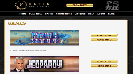 no deposit online casino game onlin