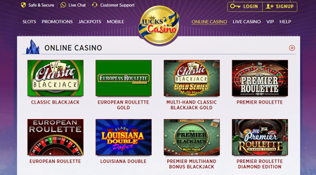 Payment Options At VIP Mobile Phone Casino Games