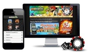 top UK mobile casino games